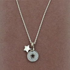Sterling, Fashion, Jewelry, Necklaces Pendants
