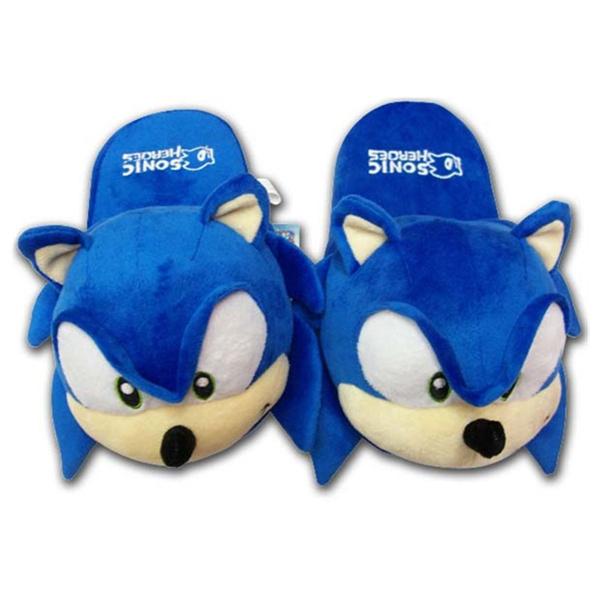 Sonic the Hedgehog Flip Flop Cartoon