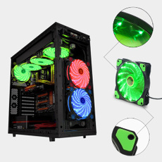 fanscooling, coolerheatsinkfan, led, PC