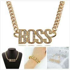 Punk jewelry, Chain Necklace, Jewelry Accessory, Joyería de pavo reales
