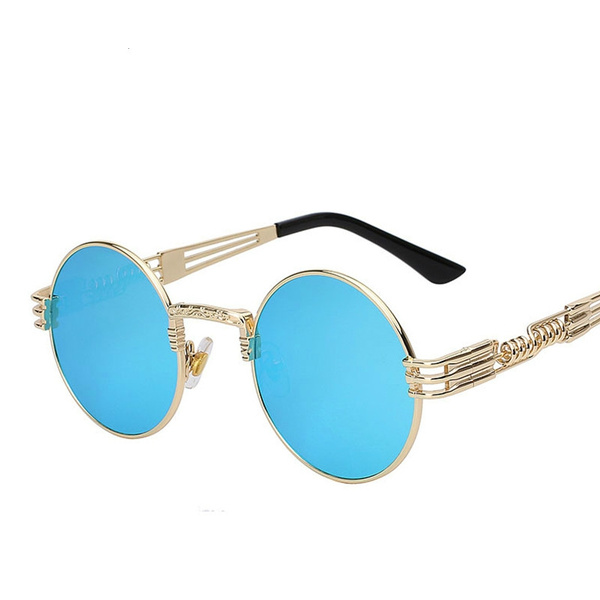Aviator Sunglasses, Fashion, Round Sunglasses, metal sunglasses