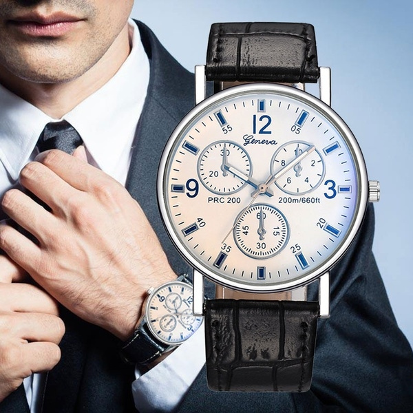 quartz, leatherstrapwatch, leather, quartz watch