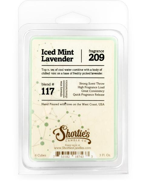 Candle, freshcalmingrelaxingstressrelieftartairwi, Mint, Wax