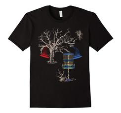 Funny T Shirt, Golf, Cotton T Shirt, onecktshirt