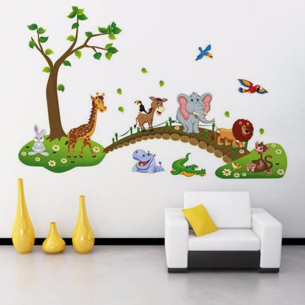 Decor, room, Wall, Stickers