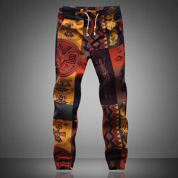 Hip Hop, trousers, Casual pants, pants