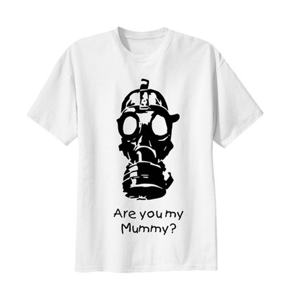 Funny, Fashion, white tops, Shirt