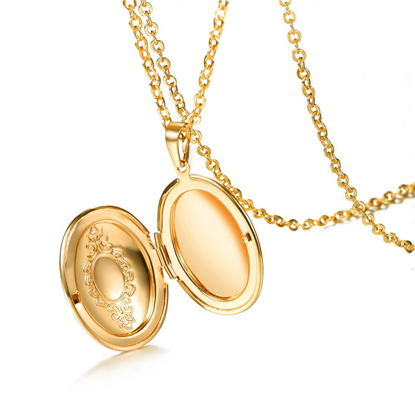 goldplated, delicatenecklace, charmpendantnecklace, Gifts