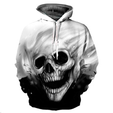 Couple Hoodies, 3D hoodies, Moda, Invierno