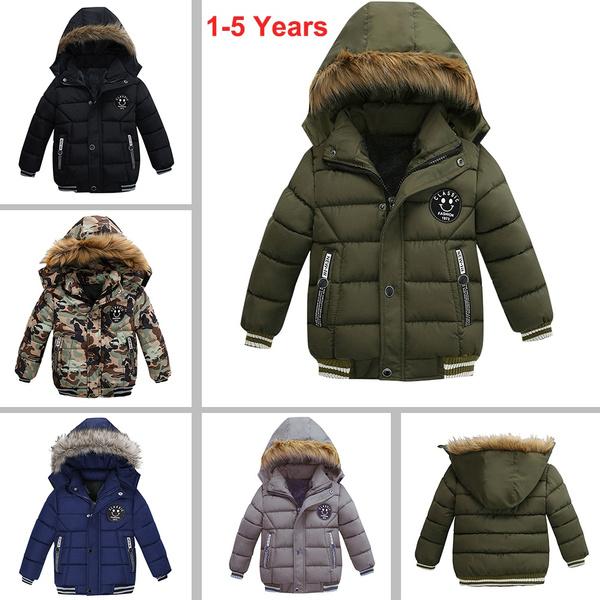 Jacket, padded, boysclothing, Winter Warm