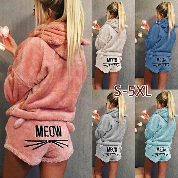 winter pajamas womens