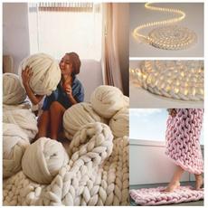 woolen, Knitting, Home Decor, Hobbies