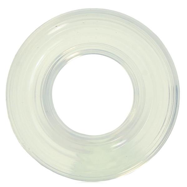 extralargepremiumsiliconecockringinclear, Silicone, Ring, Jewelry