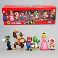supermariotoy, Toy, peach, Mario