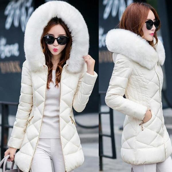hooded, fur, Coat, Jacket