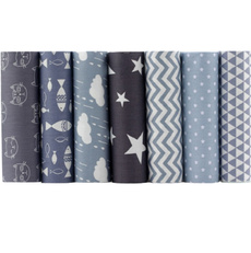 Gray, Cotton fabric, Fabric, diyhandmadepatchworkfabric
