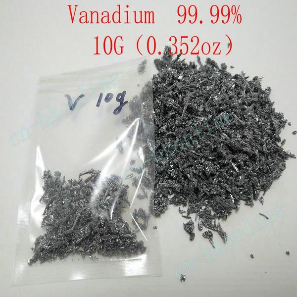 Metal, highpurity, lump, vanadium