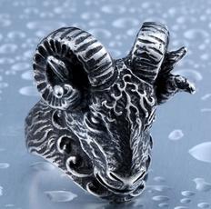 Sheep, men_rings, Fashion Accessory, Jewelry