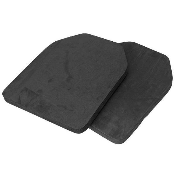 Vest, vestfoampad, black, dummyplatecarrier