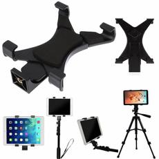 cellphonetripodstandholder, Adapter, blackclamp, IPad Accessories