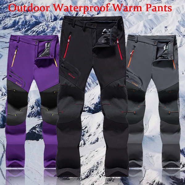 Women Pants, Fleece, Outdoor, Winter