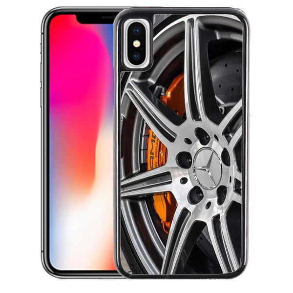 Coque iPhone X Jante Mercedes AMG | Wish