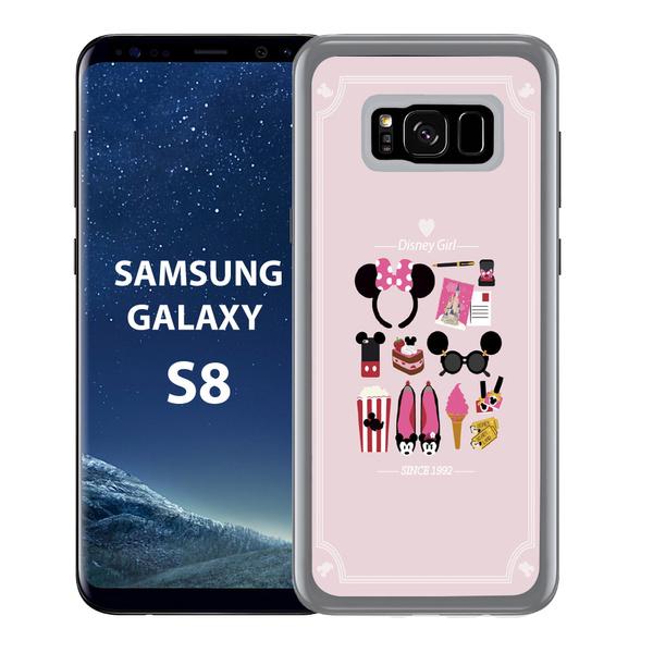 Coque Samsung Galaxy S8 Disney Girl | Wish