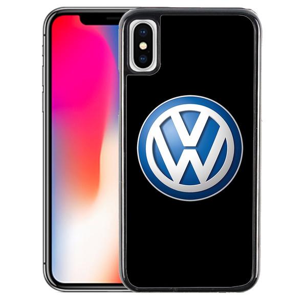 Coque iPhone X VW Volkswagen Logo | Wish