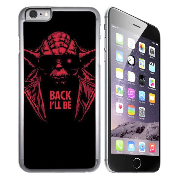 Coque iPhone 6 / 6S Star Wars Yoda Terminator | Wish