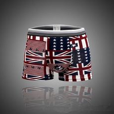 flagunderwear, sexy underwear, comfortableshort, Shorts