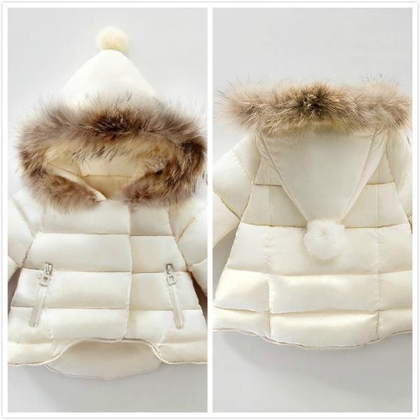 Fashion, fur, thickcottonclothe, coatsampjacket