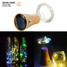 Copper, Night Light, Christmas, Garland