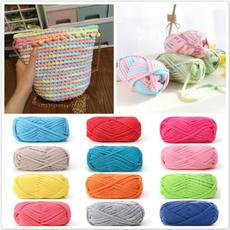 Cotton, handknitting, Knitting, handwoven