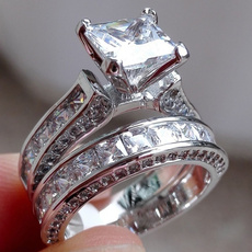 Sterling, 925 sterling silver, Women Ring, Engagement Ring
