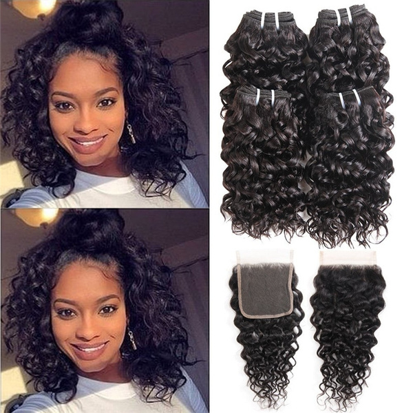 water, hairbundleswithlaceclosure, Lace, Hair Extensions