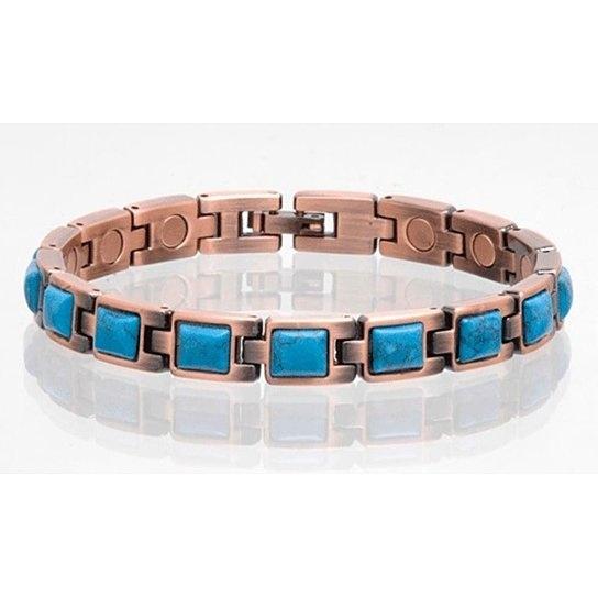 Copper, otherfashionbracelet, Bracelet, Turquoise