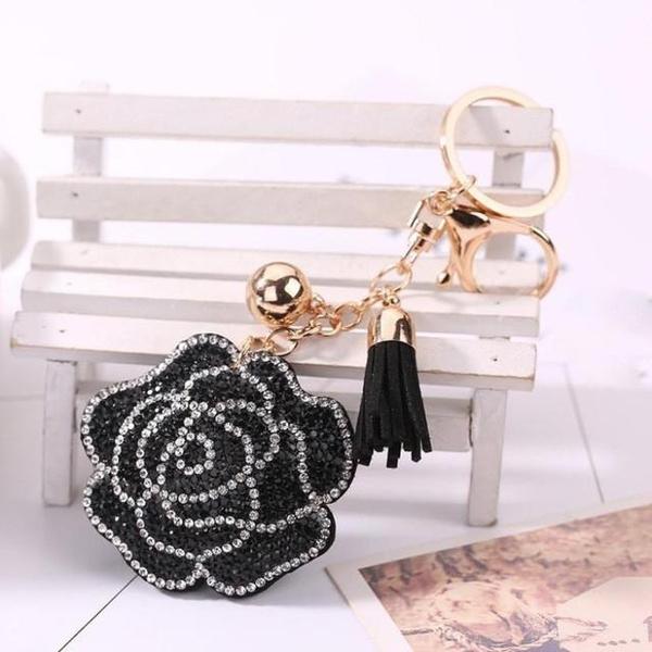 otherfunstuff, Tassels, Key Chain, Jewelry