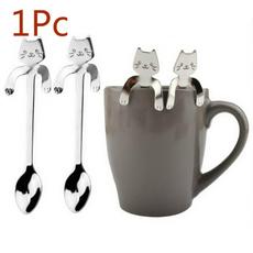 longhandlespoon, ceramiccoffeemilkteaspoon, Kitchen & Dining, honeyspoon