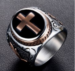 Steel, Christian, Jewelry, Gifts