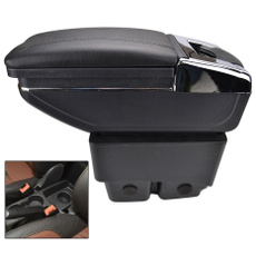 Storage Box, armrestrotatable, Console, Carros