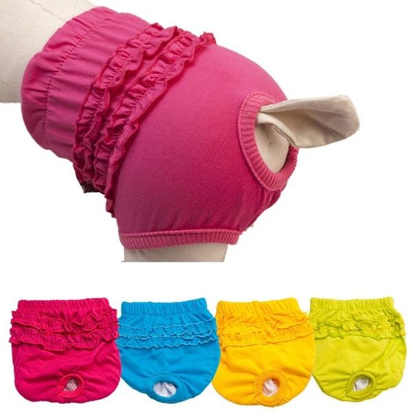 femaledogpantie, cute, Pet Dog Clothes, pants