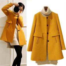 elegantcoat, Plus Size, Winter, wool coat