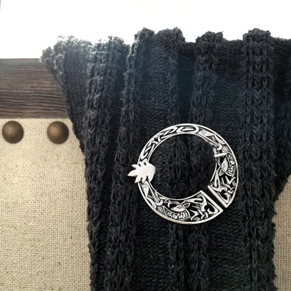 Celtic, Jewelry, Pins, outlander