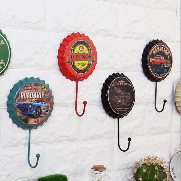 colormetalornament, livingroomwalldecoration, Ornament, beercapornament