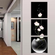 canvasart, Flowers, Wall Art, Home Decor