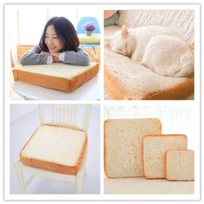 Home Supplies, Toy, breadslicecushion, Pets