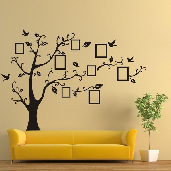Fashion, art, Home Decor, treewallsticker