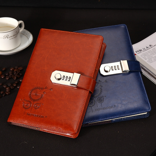 School, Gifts, leathernotebook, leather