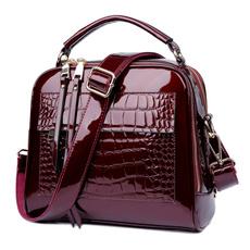women bags, women's shoulder bags, Tote Bag, leather
