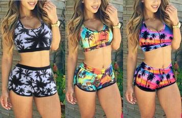 Women, Fashion, women swimsuit, Tops